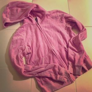 44a5282552e71 Juicy Couture Tops   Red Hoodie   Poshmark
